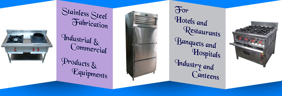 stainless steel gas stoves - Steel bhatti - commercial gas stoves in ludhiana punjab india